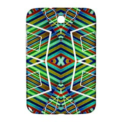 Colorful Geometric Abstract Pattern Samsung Galaxy Note 8.0 N5100 Hardshell Case