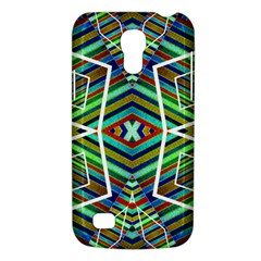 Colorful Geometric Abstract Pattern Samsung Galaxy S4 Mini (gt I9190) Hardshell Case