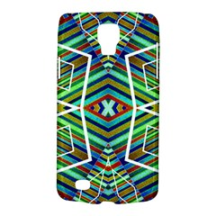 Colorful Geometric Abstract Pattern Samsung Galaxy S4 Active (i9295) Hardshell Case
