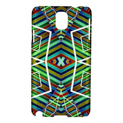 Colorful Geometric Abstract Pattern Samsung Galaxy Note 3 N9005 Hardshell Case