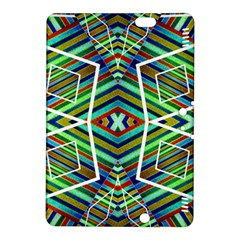 Colorful Geometric Abstract Pattern Kindle Fire Hdx 8 9  Hardshell Case