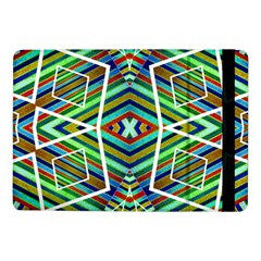 Colorful Geometric Abstract Pattern Samsung Galaxy Tab Pro 10.1  Flip Case