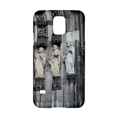 Cologne Cathedral Entrance Statues Samsung Galaxy S5 Hardshell Case