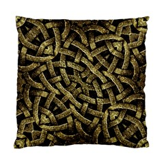 Ancient Arabesque Stone Ornament Cushion Case (Two Sided)