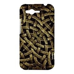 Ancient Arabesque Stone Ornament HTC Rhyme Hardshell Case