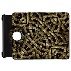Ancient Arabesque Stone Ornament Kindle Fire Hd 7  (1st Gen) Flip 360 Case