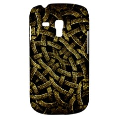 Ancient Arabesque Stone Ornament Samsung Galaxy S3 Mini I8190 Hardshell Case