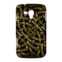 Ancient Arabesque Stone Ornament Samsung Galaxy Duos I8262 Hardshell Case