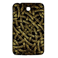 Ancient Arabesque Stone Ornament Samsung Galaxy Tab 3 (7 ) P3200 Hardshell Case