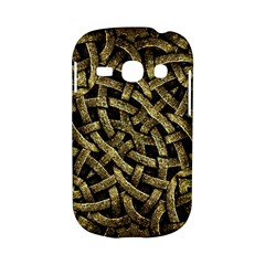 Ancient Arabesque Stone Ornament Samsung Galaxy S6810 Hardshell Case