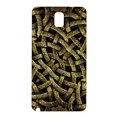 Ancient Arabesque Stone Ornament Samsung Galaxy Note 3 N9005 Hardshell Back Case