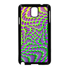 Illusion Delusion Samsung Galaxy Note 3 Neo Hardshell Case (Black)