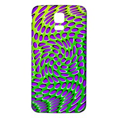 Illusion Delusion Samsung Galaxy S5 Back Case (White)