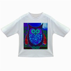 Moon Owl Baby T-shirt