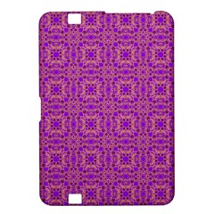 Purple Moroccan Pattern Kindle Fire HD 8.9  Hardshell Case