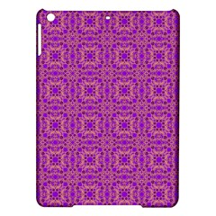 Purple Moroccan Pattern Apple iPad Air Hardshell Case