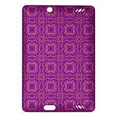 Purple Moroccan Pattern Kindle Fire HD 7  (2nd Gen) Hardshell Case