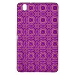 Purple Moroccan Pattern Samsung Galaxy Tab Pro 8.4 Hardshell Case