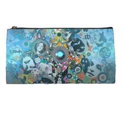Led Zeppelin Iii Art Pencil Case