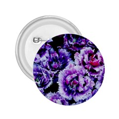 Purple Wildflowers Of Hope 2 25  Button