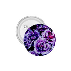Purple Wildflowers Of Hope 1 75  Button
