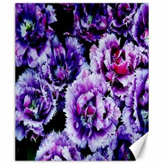 Purple Wildflowers Of Hope Canvas 20  X 24  (unframed)