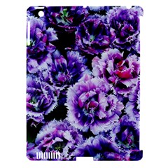 Purple Wildflowers Of Hope Apple Ipad 3/4 Hardshell Case (compatible With Smart Cover)