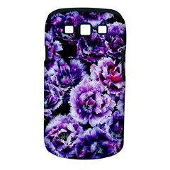 Purple Wildflowers Of Hope Samsung Galaxy S III Classic Hardshell Case (PC+Silicone)