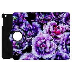 Purple Wildflowers Of Hope Apple Ipad Mini Flip 360 Case