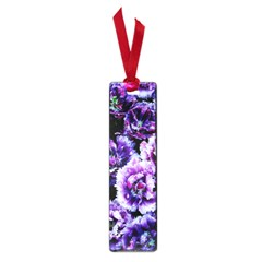 Purple Wildflowers Of Hope Small Bookmark