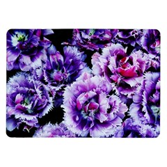 Purple Wildflowers Of Hope Samsung Galaxy Tab 10.1  P7500 Flip Case