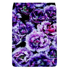 Purple Wildflowers Of Hope Removable Flap Cover (Small)