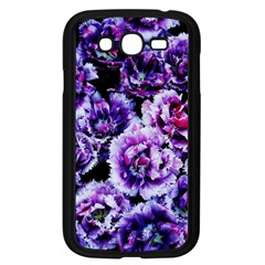 Purple Wildflowers Of Hope Samsung Galaxy Grand DUOS I9082 Case (Black)