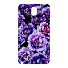 Purple Wildflowers Of Hope Samsung Galaxy Note 3 N9005 Hardshell Back Case