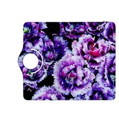 Purple Wildflowers Of Hope Kindle Fire HDX 8.9  Flip 360 Case