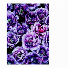Purple Wildflowers of Hope Small Garden Flag (Two Sides)