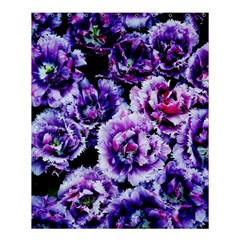 Purple Wildflowers Of Hope Shower Curtain 60  X 72  (medium)