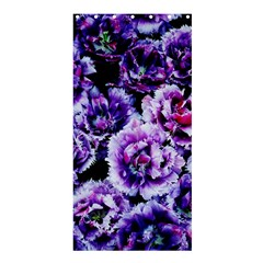 Purple Wildflowers Of Hope Shower Curtain 36  X 72  (stall)