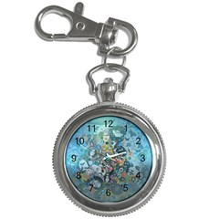Led Zeppelin Iii Art Key Chain Watch