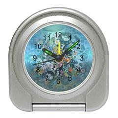 Led Zeppelin III Art Desk Alarm Clock