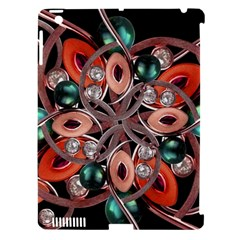 Luxury Ornate Artwork Apple Ipad 3/4 Hardshell Case (compatible With Smart Cover)