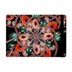 Luxury Ornate Artwork Apple Ipad Mini Flip Case
