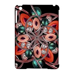 Luxury Ornate Artwork Apple Ipad Mini Hardshell Case (compatible With Smart Cover)
