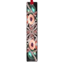 Luxury Ornate Artwork Large Bookmark