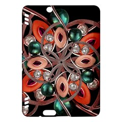 Luxury Ornate Artwork Kindle Fire HDX 7  Hardshell Case