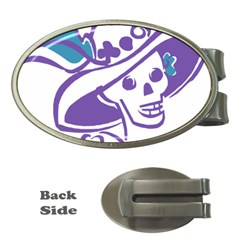 Day Of The Dead Money Clip (Oval)
