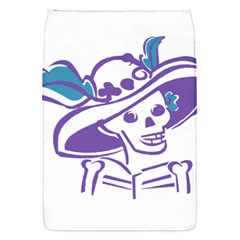 Day Of The Dead Removable Flap Cover (Small)
