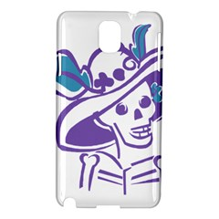 Day Of The Dead Samsung Galaxy Note 3 N9005 Hardshell Case