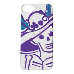 Day Of The Dead Apple iPhone 5S Hardshell Case