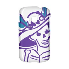 Day Of The Dead Samsung Galaxy S6310 Hardshell Case